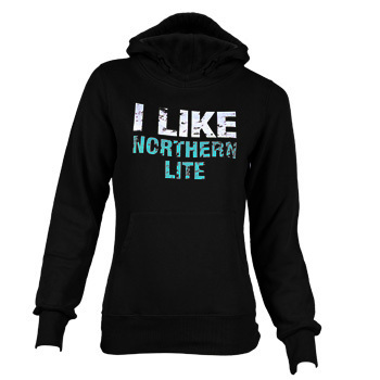 Northern Lite - I Like Girls (Hoodie)