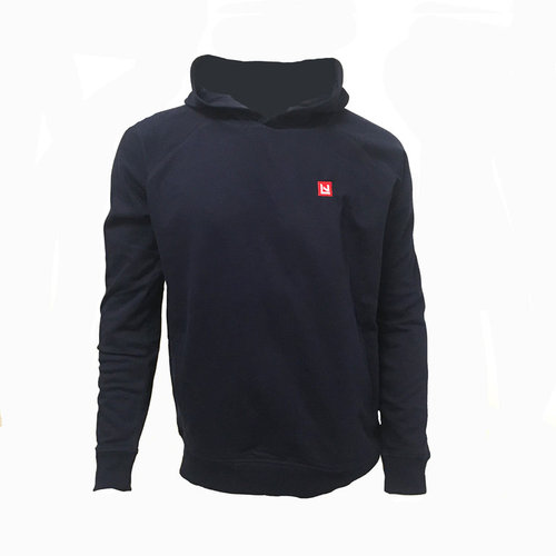 Northern Lite (Hooded UNI) NL Logo - navy