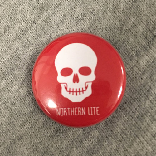 Northern Lite - BTTR Button Rot (25mm)