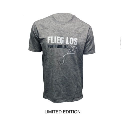 Northern Lite (Shirt Man) Flieg Los - grey
